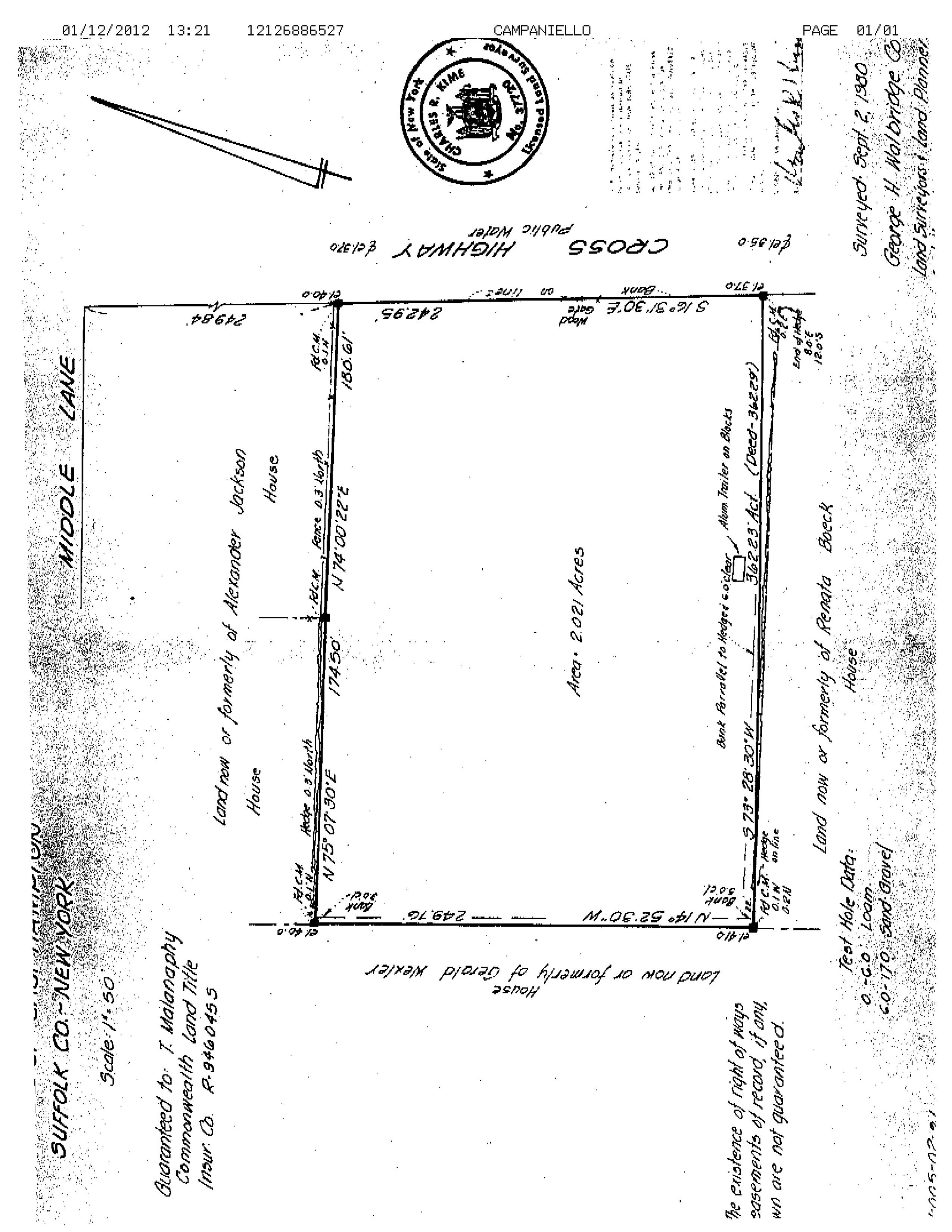 土地,用地 为 销售 在 South Of The Highway Land East Hampton 东汉普顿, 纽约州