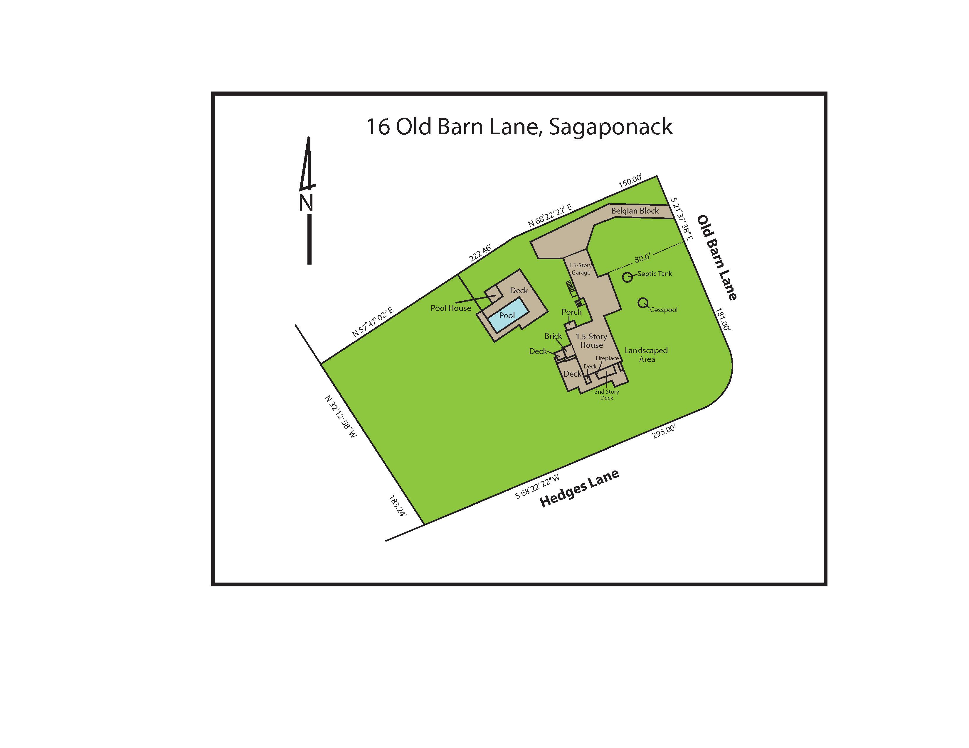 Casa Unifamiliar por un Alquiler en Quintessential Sagaponack Experience Sagaponack, Nueva York