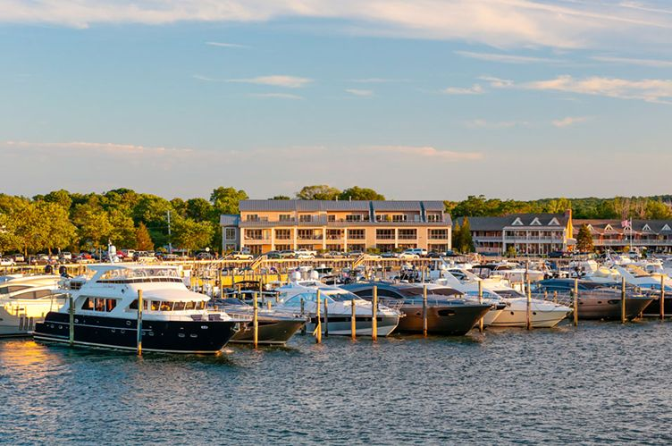 Condominium for Sale at Harbor's Edge - Resort Lifestyle In Sag Harbor 21 West Water Street, 1d, Sag Harbor, New York