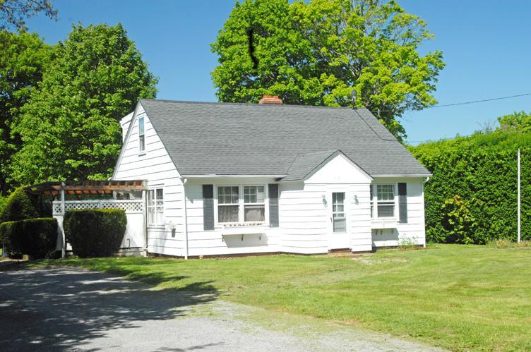 Single Family Home for Sale at Farmhouse In Heart Of Village Bridgehampton, New York
