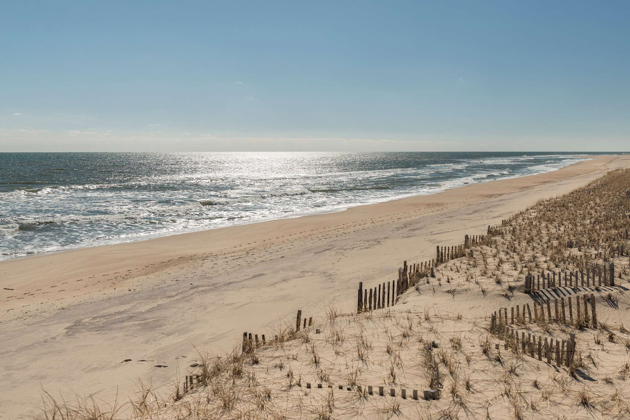 Land for Sale at Untouched Oceanfront 15 Beach Plum Court, Amagansett, New York