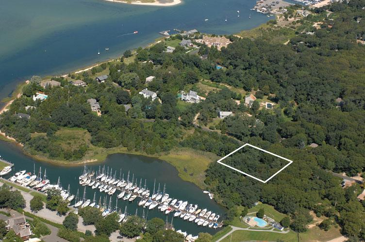 Land for Sale at East Hampton - Almost Waterfront !!! 20 Squaw Road, East Hampton, New York