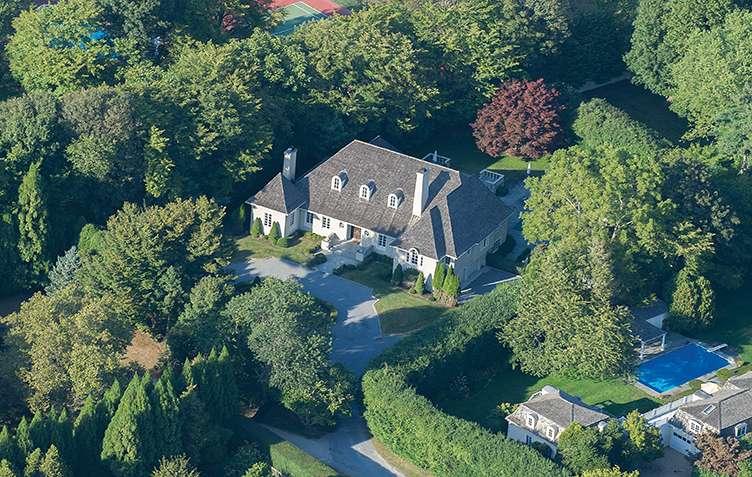 Casa Unifamiliar por un Venta en Hither Lane French Masterpiece East Hampton, Nueva York