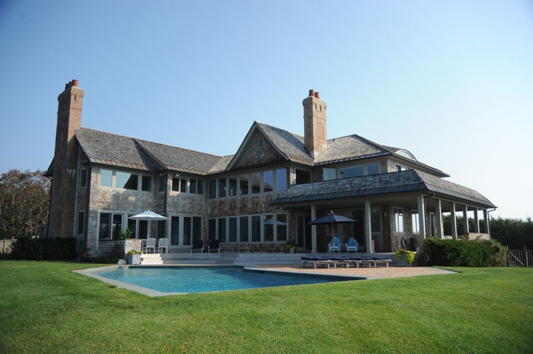 Casa Unifamiliar por un Alquiler en Custom Masterpiece Montauk, Nueva York
