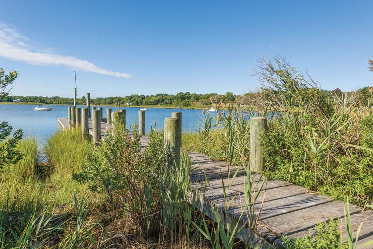 Land for Sale at Shelter Island Acreage With Day Dock Shelter Island, New York