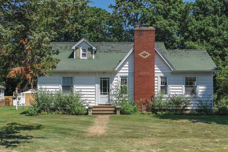 Single Family Home for Sale at Shelter Island Traditional With Rental Cottage Shelter Island, New York