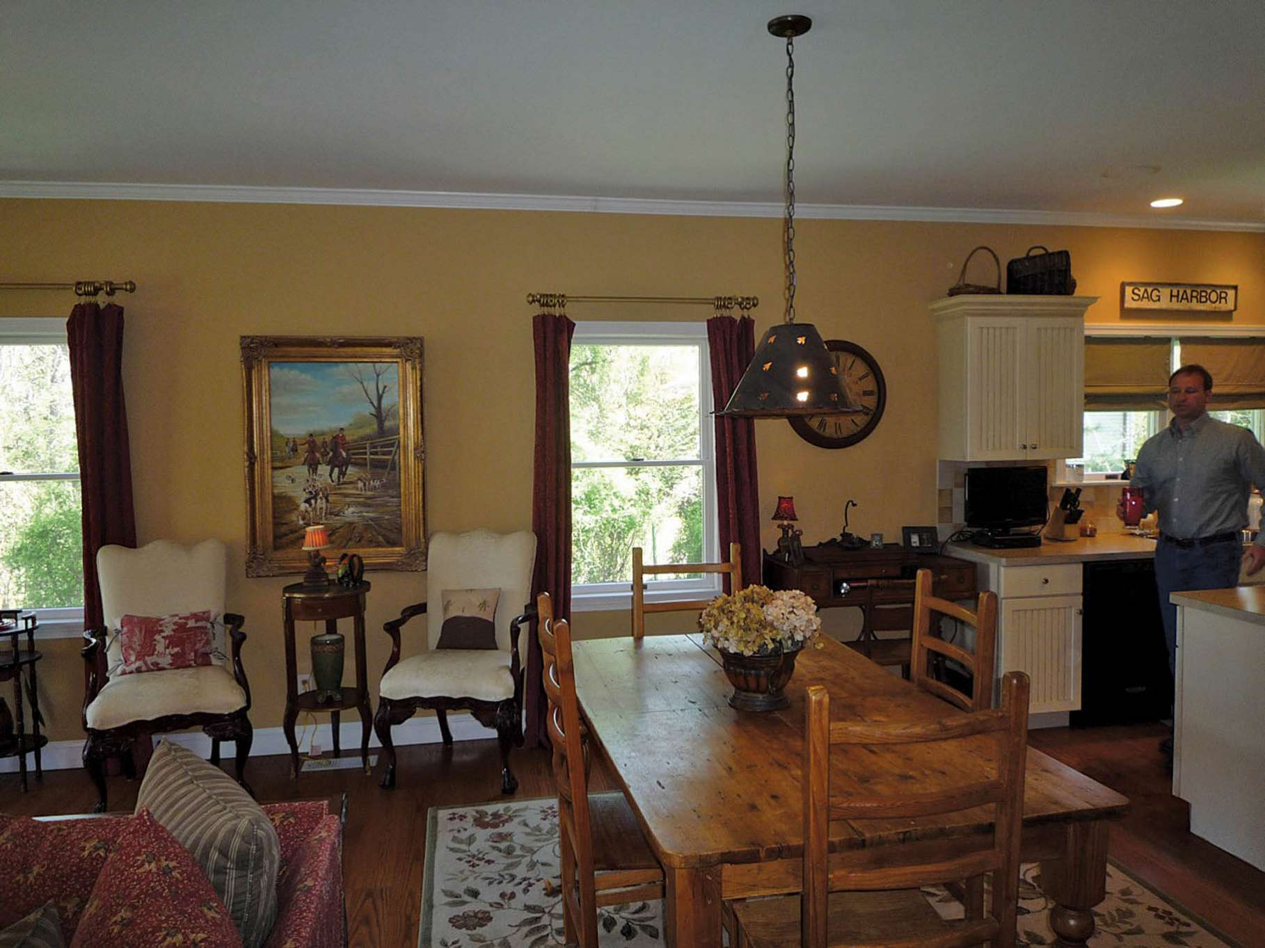 Additional photo for property listing at Charming Country Home  Sag Harbor, Nueva York