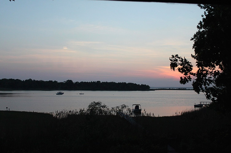 Single Family Home for Rent at Sunsets Over The Water In Sag Harbor Sag Harbor, New York
