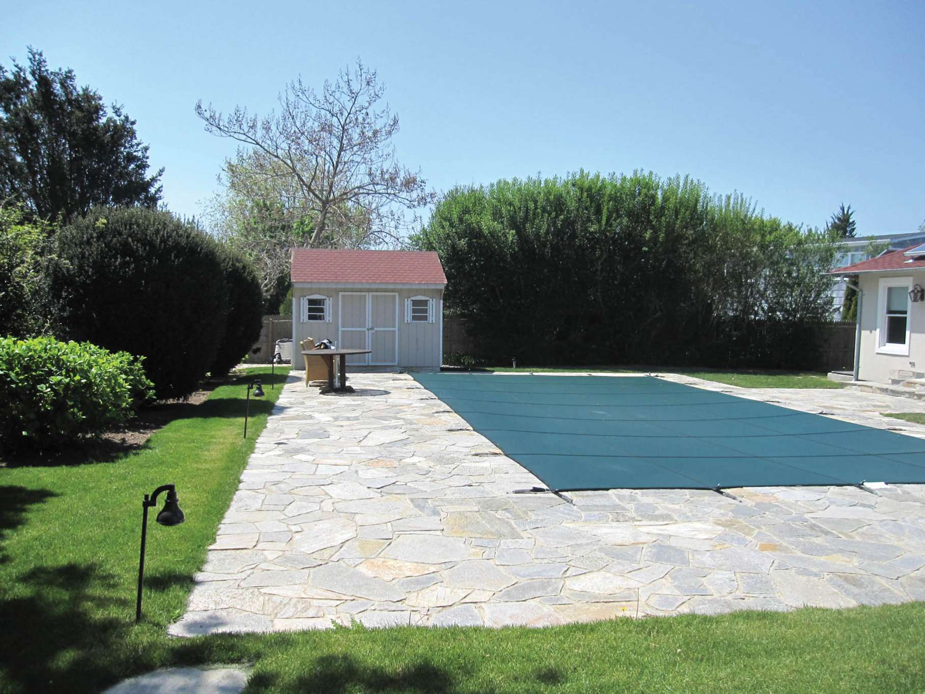 Additional photo for property listing at Stunning Mediterranean Style Villa  Southampton, New York