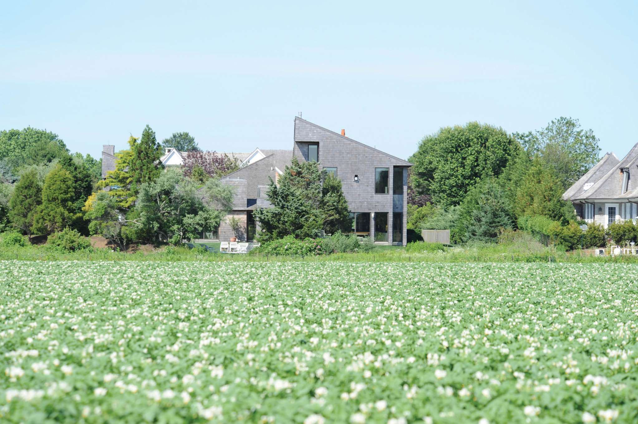 Additional photo for property listing at Modern Sagaponack Summer Home  Sagaponack, Nueva York