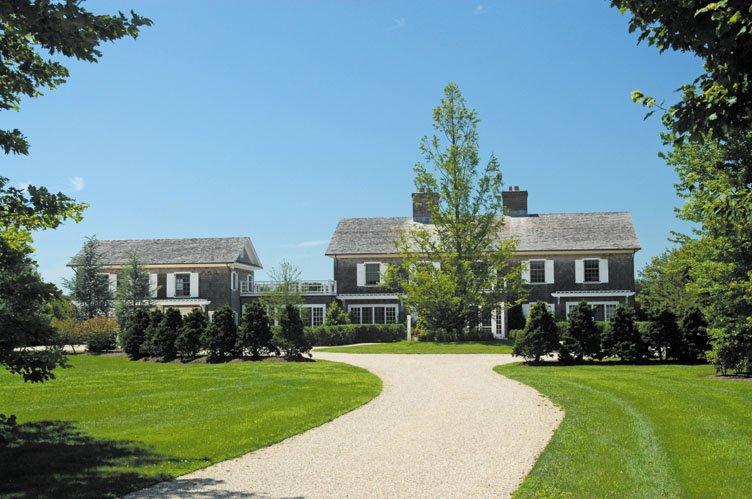 Casa Unifamiliar por un Alquiler en Pond Front Perfection Sagaponack, Nueva York