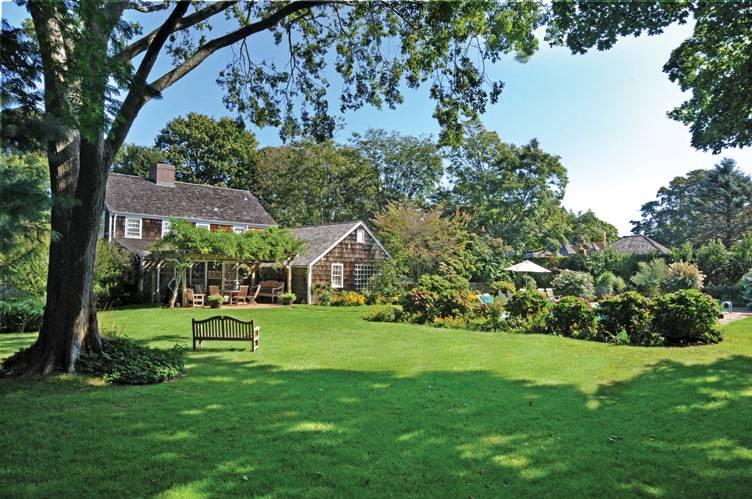 Casa Unifamiliar por un Alquiler en Understated Elegance East Hampton, Nueva York