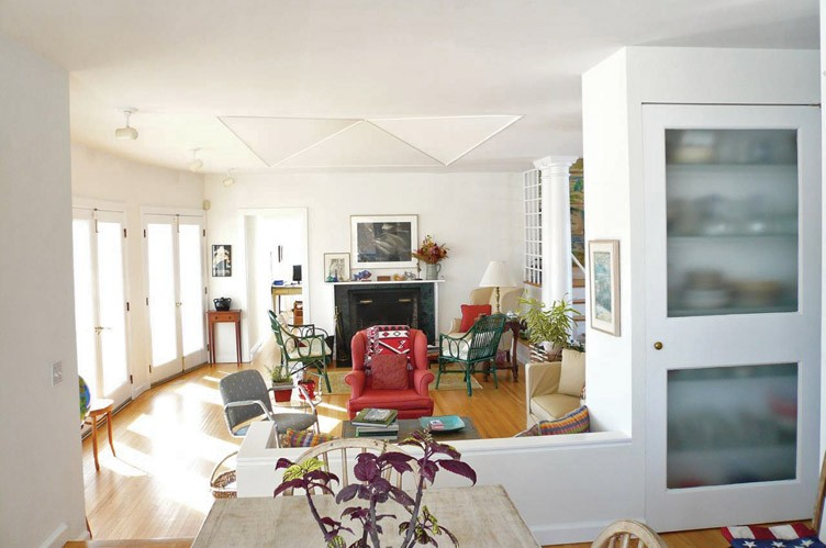 Additional photo for property listing at Cozy Contemporary  Water Mill, Nueva York