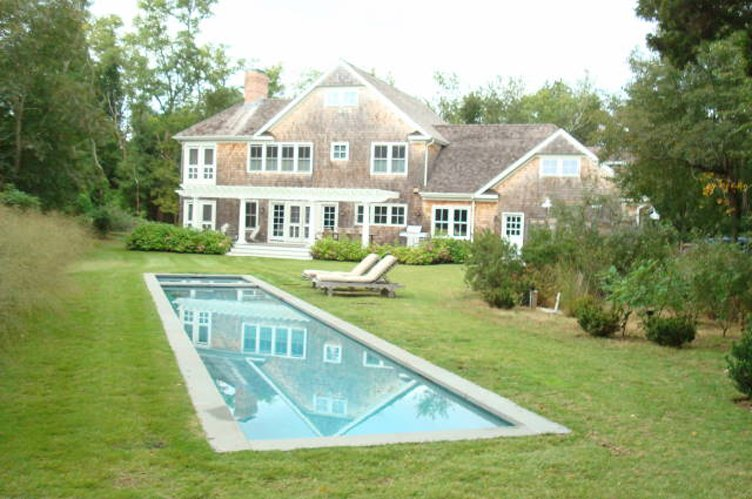 Additional photo for property listing at North Haven Point Retreat  Sag Harbor, Nueva York
