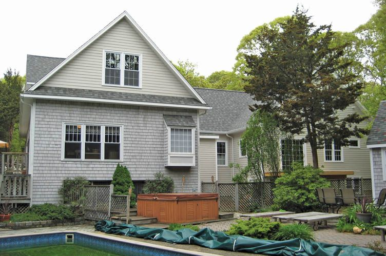 Additional photo for property listing at Private And Updated!  Sag Harbor, New York