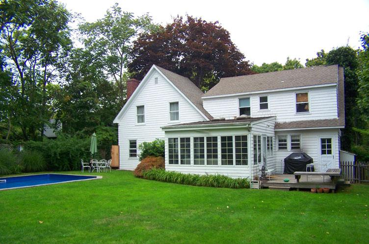 Additional photo for property listing at Village Traditional  Bridgehampton, Nueva York