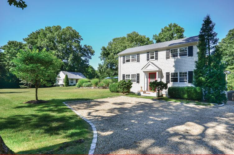 Single Family Home for Rent at In The Heart Of Sag Harbor Village Sag Harbor, New York