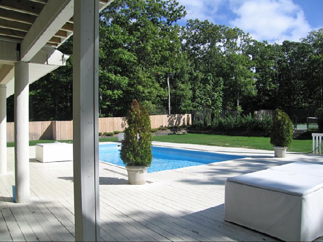 Additional photo for property listing at European Inspired Chateau With Tennis And Pool  Sag Harbor, New York