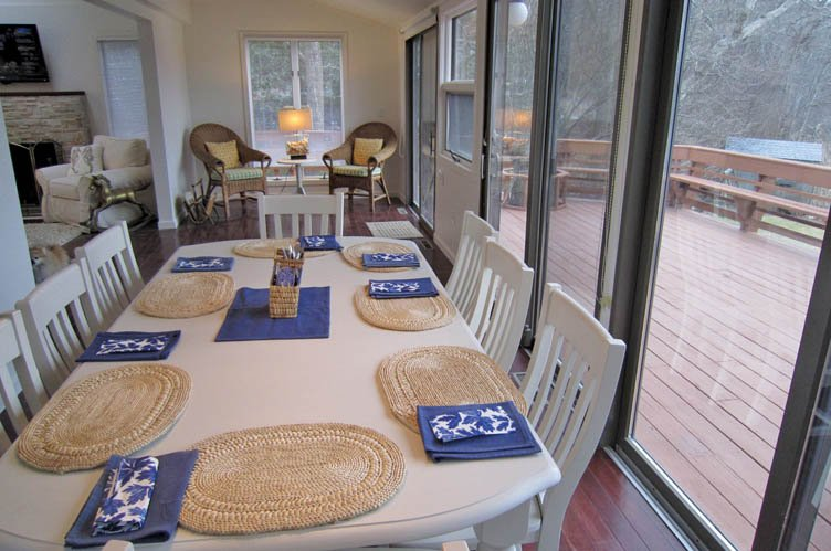 Additional photo for property listing at Waterfront Rental  Southampton, Nueva York