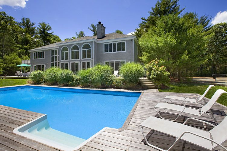 Casa Unifamiliar por un Alquiler en East Hampton Estate East Hampton, Nueva York