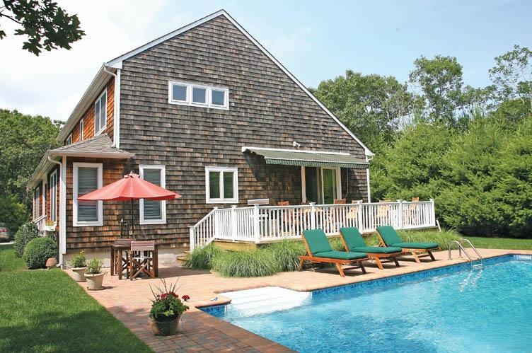 Casa Unifamiliar por un Alquiler en East Hampton Post Modern East Hampton, Nueva York
