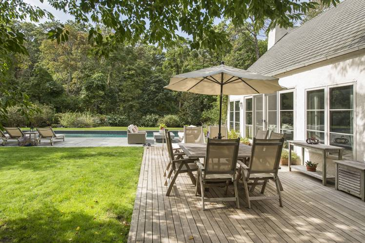 Additional photo for property listing at Sagaponack Tuscan Farmhouse  萨加波纳克, 纽约州