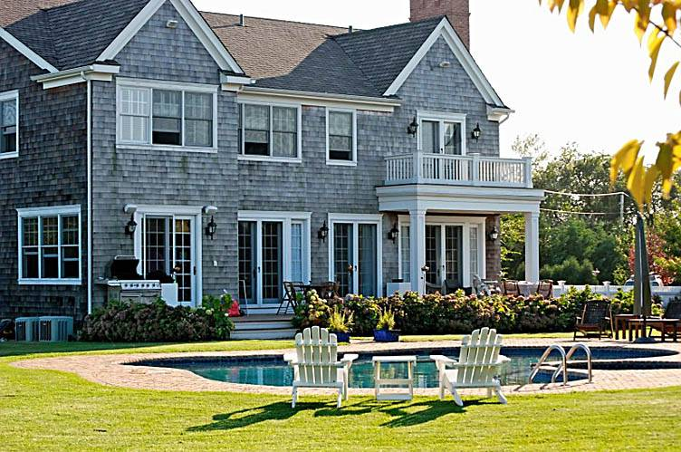 Casa Unifamiliar por un Alquiler en Grand Summer Rental Bridgehampton, Nueva York