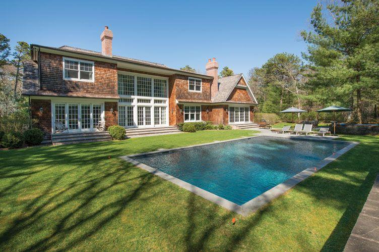 Casa Unifamiliar por un Alquiler en Bull Path Casual Elegance East Hampton, Nueva York