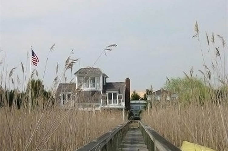 Additional photo for property listing at Waterfront Dream In Bridgehampton  汉普顿, 纽约州