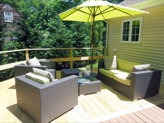 Additional photo for property listing at Stylish Contemporary  Sag Harbor, Nueva York