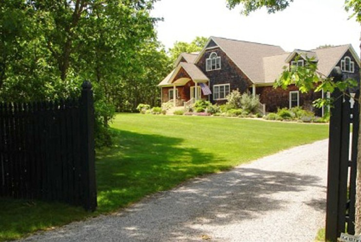 Additional photo for property listing at Beautiful Gated Property In North Sagaponack  萨加波纳克, 纽约州