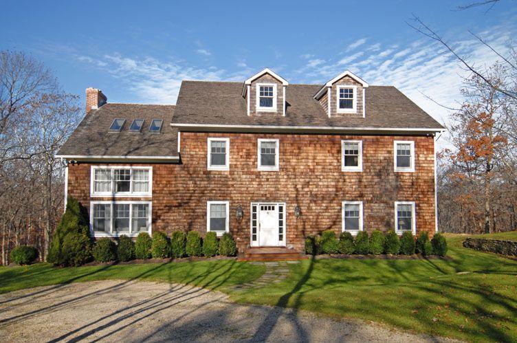 Casa Unifamiliar por un Alquiler en Year Round Views Of Gardiner's Bay Amagansett, Nueva York