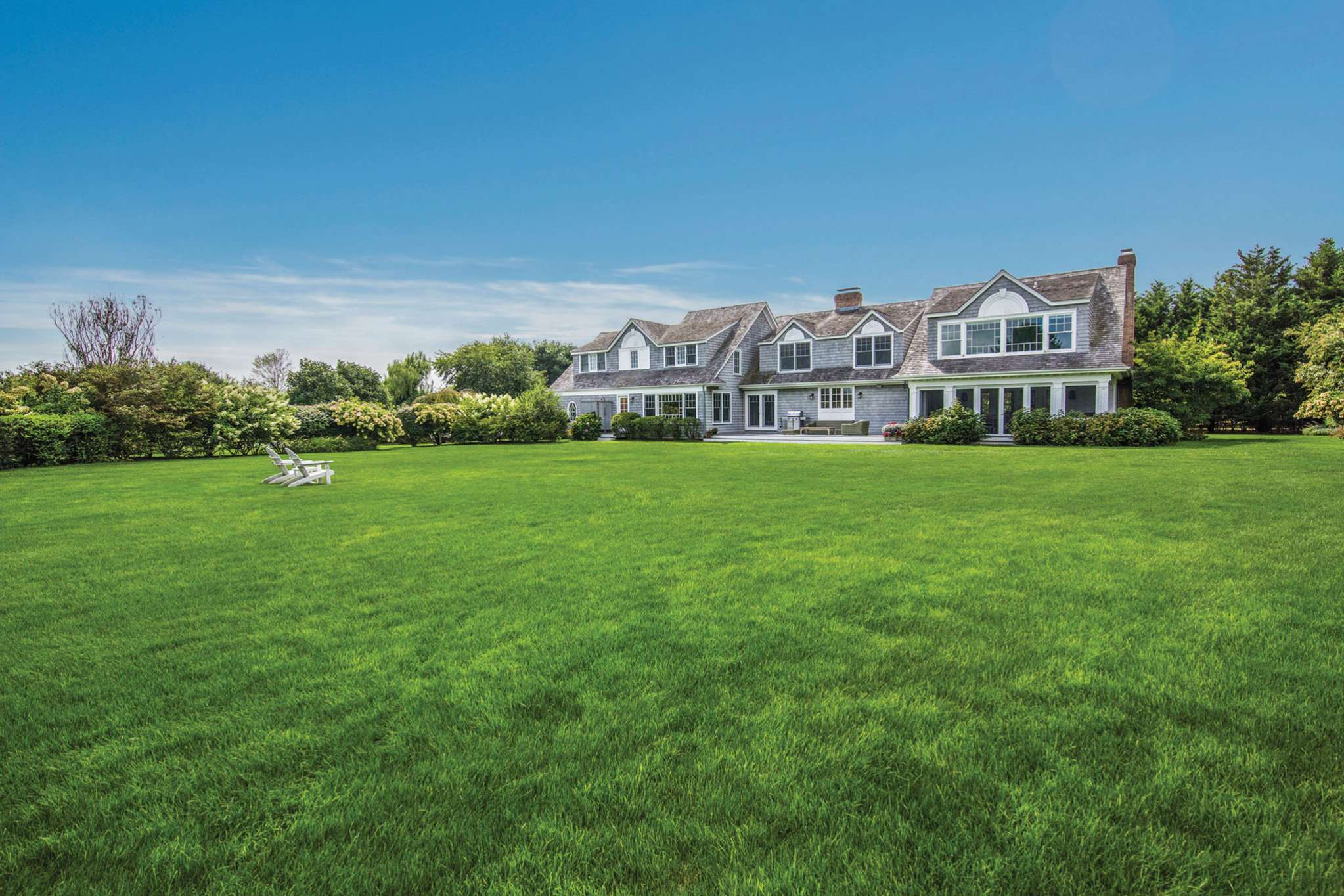 Single Family Home for Sale at Secluded Serenity On Butter Lane Bridgehampton, New York