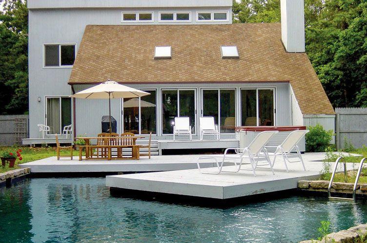 Casa Unifamiliar por un Alquiler en Sagaponack Summer Rental Convenient Location Bridgehampton, Nueva York