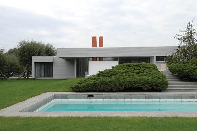 Casa Unifamiliar por un Alquiler en Bridgehampton South Contemporary Bridgehampton, Nueva York