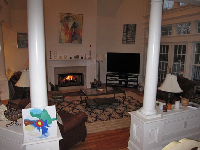 Additional photo for property listing at Gambrel With Pool And Tennis  East Hampton, Nueva York
