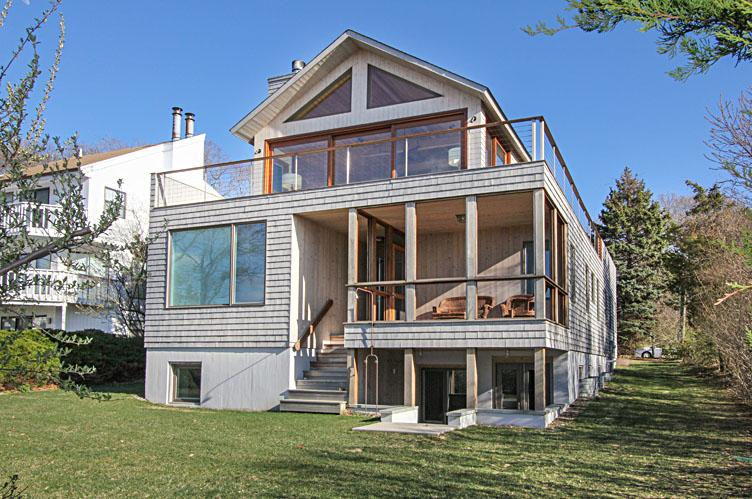 Additional photo for property listing at Modern Living On The Beach  Sag Harbor, Nueva York