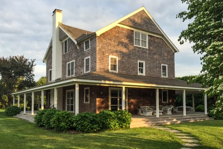 Single Family Home for Rent at Historic Cemetery Lane At Gibson Sagaponack, New York