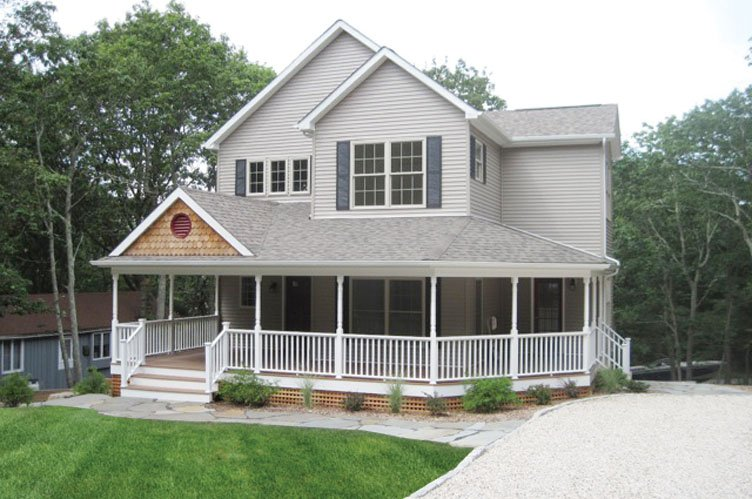 Single Family Home for Sale at Village Traditional Sag Harbor, New York