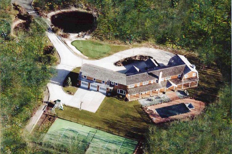 Casa Unifamiliar por un Alquiler en World Class Water Mill Estate Water Mill, Nueva York