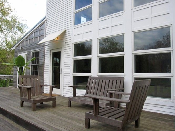 Additional photo for property listing at Sagaponack Privacy With Pool And Tennis  Sagaponack, New York