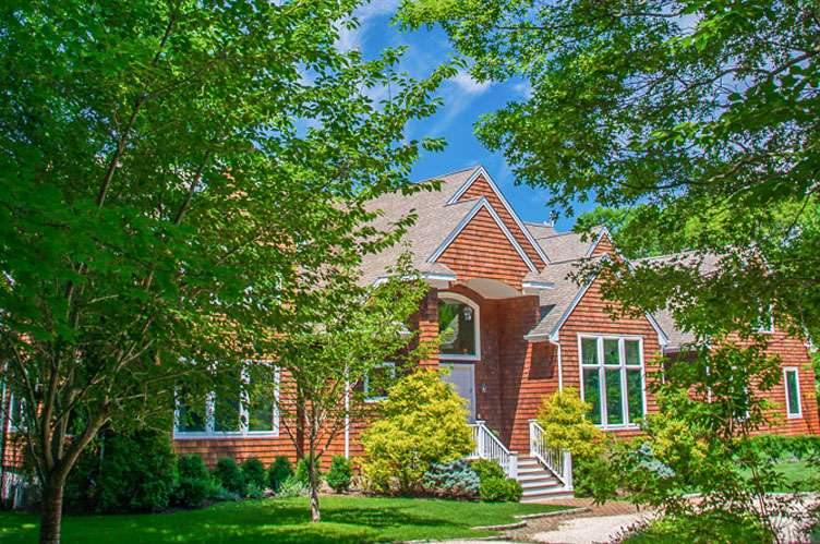 Additional photo for property listing at Fabulous Post Modern With Pool And Tennis  Water Mill, New York