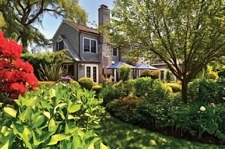 Additional photo for property listing at Gardens Of Privacy!  Water Mill, New York