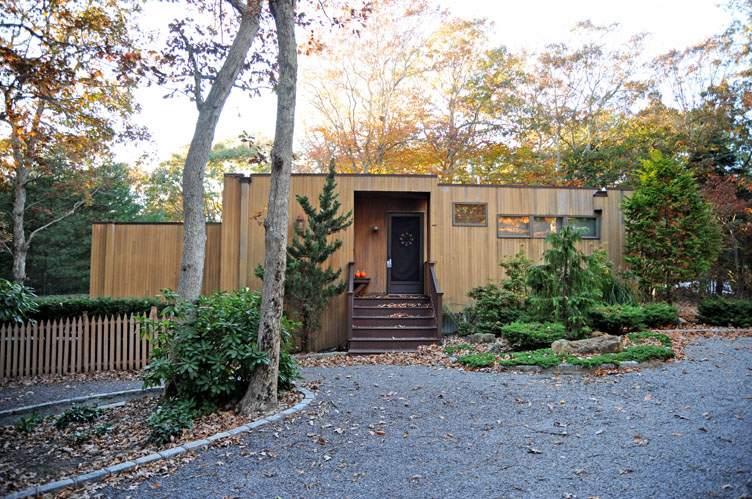 Casa Unifamiliar por un Alquiler en Crisp And Modern Southampton, Nueva York