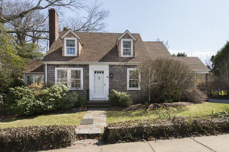 Casa Unifamiliar por un Alquiler en East Hampton Village East Hampton, Nueva York