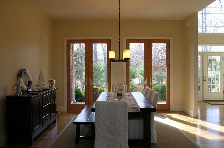 Additional photo for property listing at Beautiful Post Modern  East Hampton, New York