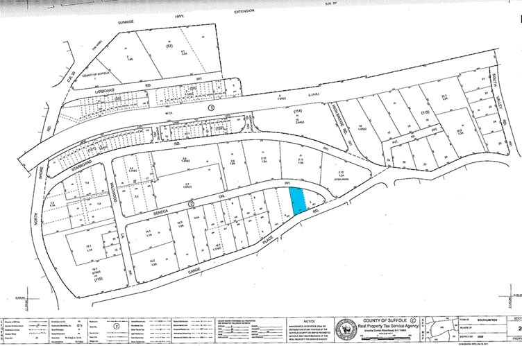 Land for Sale at Private Hampton Bays Hampton Bays, New York