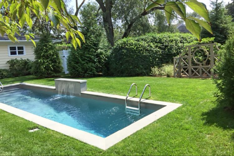 Additional photo for property listing at South Of The Highway Modern With Pool And Poolhouse  Bridgehampton, New York