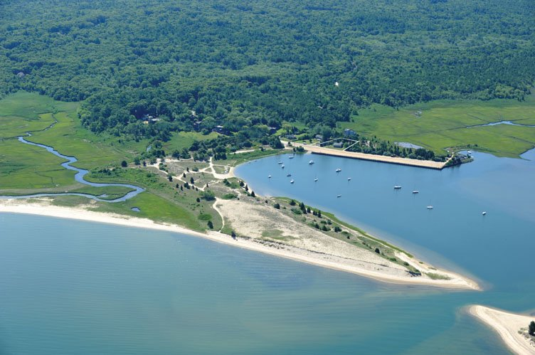 Single Family Home for Rent at Bay Front Treasure East Hampton, New York