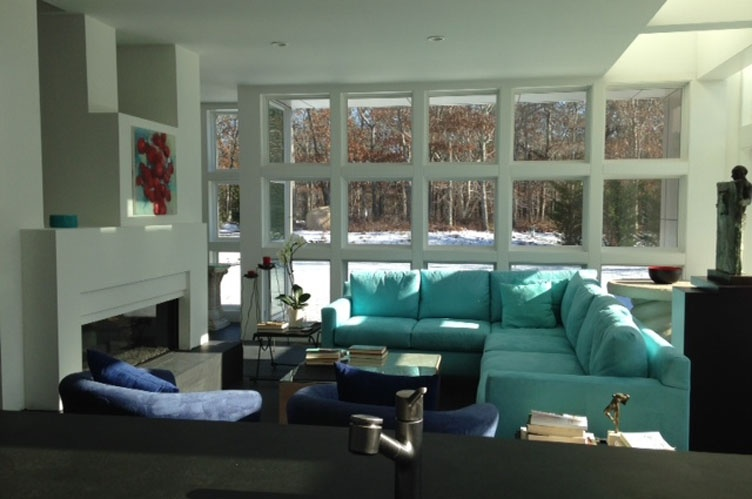 Additional photo for property listing at Modern Masterpiece  Southampton, Nueva York